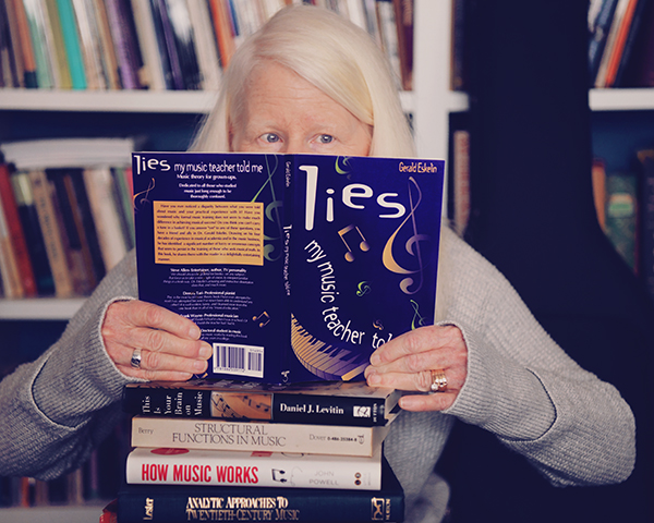 Reading the book, Lies My Music Teacher Told Me