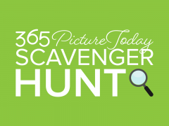 Photography Scavenger Hunt